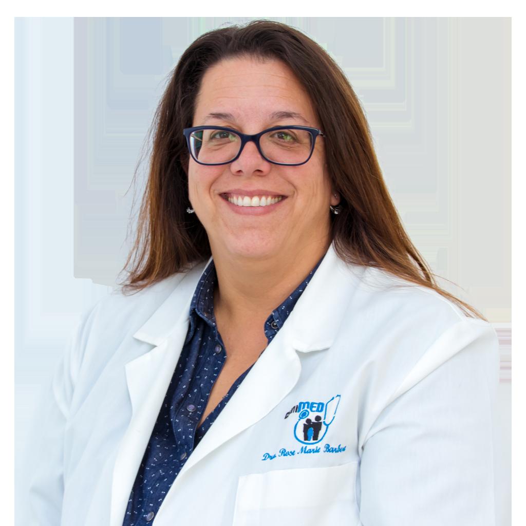 Dr Rose Marie Barbosa